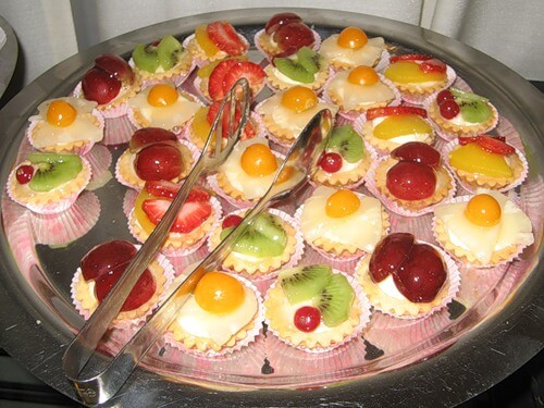 Десерт Воскресенье
