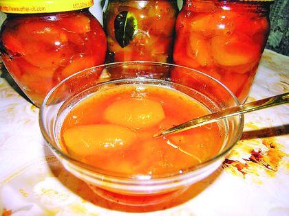 абрикос-джем