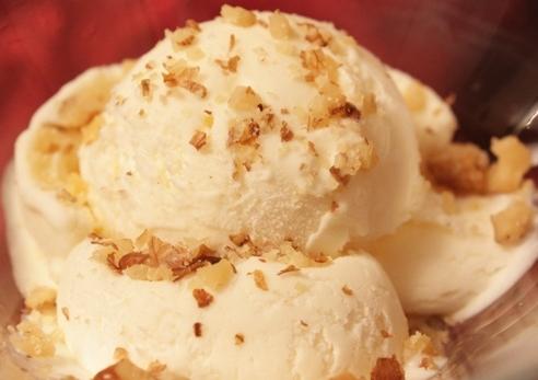 мороженое сливочное домашнее