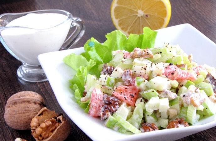 вальфдорский салат