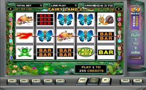 игровой автомат Fairy Lands
